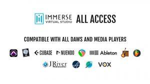 Immerse Virtual Studio All Access Plugin