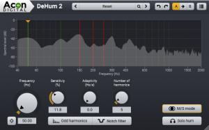 DeHum 2 (GUI)