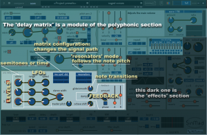Sinmad Hybrid Synthesiser
