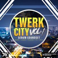 Resonance Sound Twerk City for Serum Vol.1