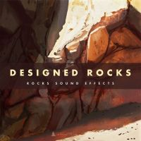 Rocks Sound Effects - Designed Rocks