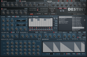 Destiny for Kontakt 5.7