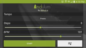 Andulum Mobile Metronome