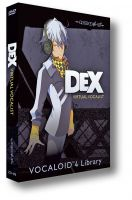 Dex Vocaloid4 Library - Windows version