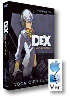 Dex Vocaloid4 Library - MacOS version