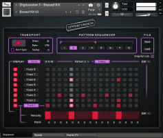 Digicussion 3, Kontakt Instrument