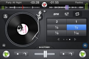 djay for iPhone & iPod touch
