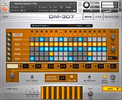 DM-307 GRID Page