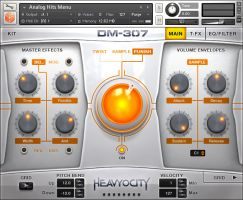 DM-307 Main Page
