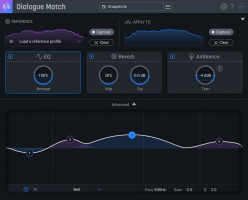 Advanced EQ (GUI)