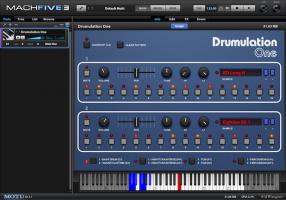 Emulation One | Drumulation One in MachFive 3