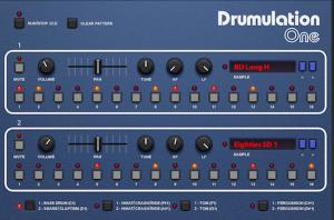 Emulation One | Drumulation One snapshot