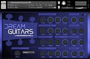 Dream Guitars - Cinematic Guitars