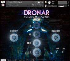 Gothic Instruments release DRONAR Glitchscapes for Kontakt