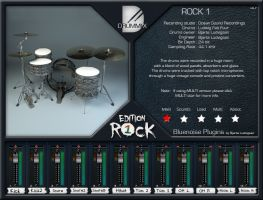 Drummix Rock 1