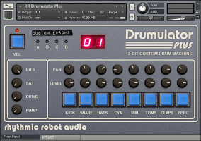 Drumulator Plus