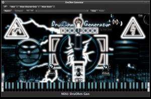 Nova Drum Unit: DruOhm Generator