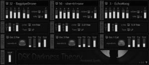DSK Darkness Theory