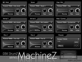 DSK DrumZ MachineZ