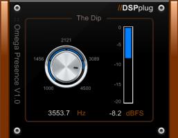 DSPplug omega presence