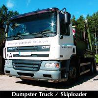 Dumpster Truck / Skiploader Sound Library