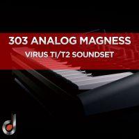 303 Analog Madness Virus Ti2 / Ti / Snow SoundSet