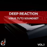 Deep Reaction vol.1 Virus Ti2 / Ti / Snow SoundSet