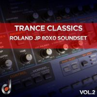 Trance Classic vol.2 Roland JP 8000 / JP 8080 SoundSet