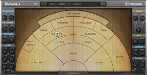EAReverb 2 (POS Mode - Orchestra)