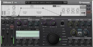 EAReverb 2 (PRO Mode - Gate)