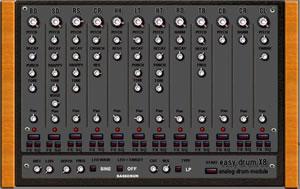 easy-drum X8