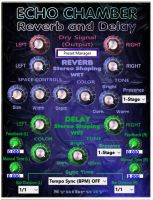 Echo Chamber Reverb and Delay