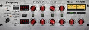Phazevibe Rack 3 Modes Phaser Wha Vibe