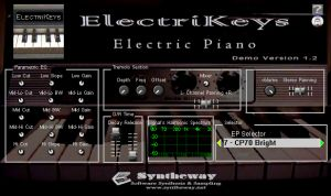ElectriKeys Electric Piano