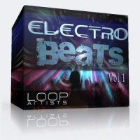 Electro Beats Vol 1 - Breaks Drums Loop Pack