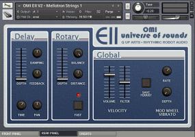 Emulator II OMI Universe of Sounds Volume 2