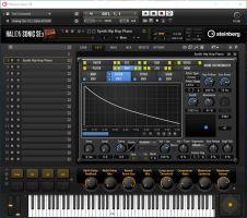 Synth Hip Hop Piano
