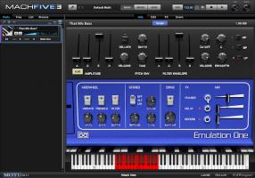 Emulation One | Emulation One in MachFive 3