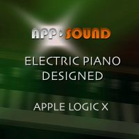 Electric Piano Designed for Apple Logic X