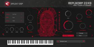 Replikorp 2249 plug-in instrument