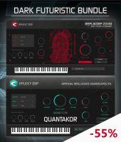 Dark futuristic bundle: Replikorp 2249 + Quantakor plugin instruments
