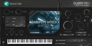 Glassy hitech darkpsy psycore FX 1