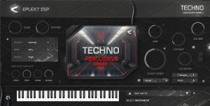 Techno percussive 1 - drums & percussions