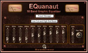 EQuanaut 10-Band Graphic Equalizer