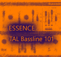 Essence for TAL Bassline 101