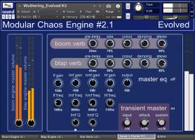 Modular Chaos Engine #2.1 - Evolved