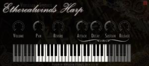 Etherealwinds Harp VSTi/AU UI