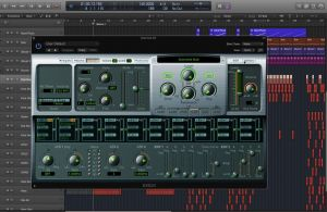 Exotic ES2 Dubstep Synth Presets with LogicTemplate