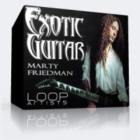 Exotic Guitar - Guitar Loops by Marty Friedman