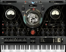 Fab Four Virtual Instrument